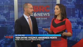 Teen Dating Violence: Do You Know What To Do?