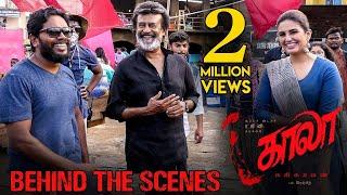 Video Kaala (Tamil) - Behind The Scenes featuring Theruvilakku Song | Rajinikanth | Pa Ranjith MP3, 3GP, MP4, WEBM, AVI, FLV Juni 2018