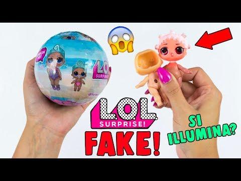 LOL SURPRISE FAKE ASSURDE trovate in EDICOLA!! Stavolta stiamo ESAGERANDO! (видео)