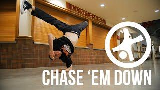 Bboy Chase 'Em Down Video