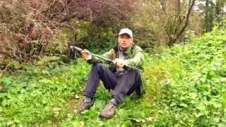 Телескопические трекинговые палки. Masters Dolomiti GT