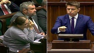 Petru do Pawłowicz: proszę nie walić się w łeb
