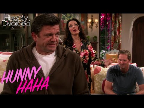 Peter Comes Out, Again | Happily Divorced S2 EP2 | Full Episodes