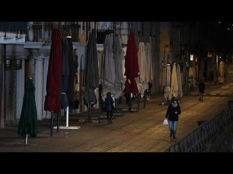 COVID-19: Σοκ και δέος στην Ιταλία – Πόλεις «φαντάσματα»