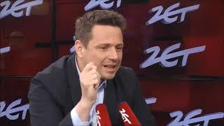 Rafał Trzaskowski ostro odpowiada Kaczyńskiemu!