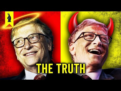 The Truth About Bill Gates