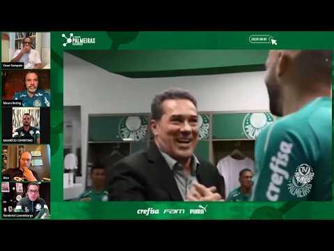 Congresso Palmeiras 06/06 - Com Luxemburgo, Alex, César Sampaio e Mauro Betting