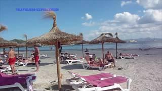 Port d'Alcudia Spain  city pictures gallery : Alcudia Beach, Mallorca Spain 2016 Majorca Must See & Do