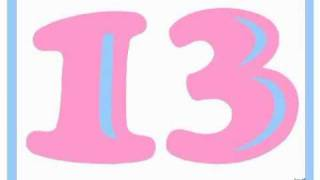 Numbers 1-20 - English Vocabulary Videos