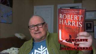 Video redCHAIRlibrary   CONCLAVE by Robert HARRIS MP3, 3GP, MP4, WEBM, AVI, FLV Agustus 2018
