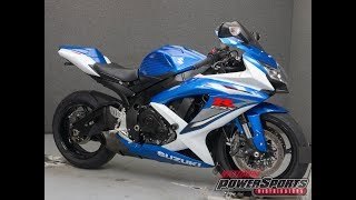 9. 2009  SUZUKI  GSXR750 - National Powersports Distributors