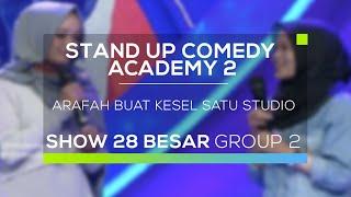Video Arafah 'Smart Girl' Bikin Kesel Satu Studio (SUCA 2 - 28 Besar Group 2) MP3, 3GP, MP4, WEBM, AVI, FLV Februari 2018