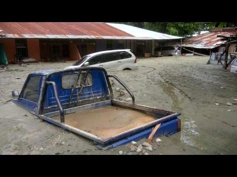 Φονικές πλημμύρες στην Ινδονησία