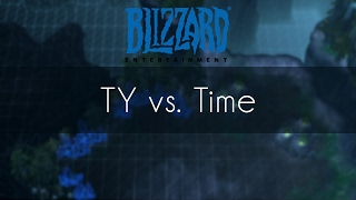 TY vs. Time - TvT - Map Contest Tournament, Blizzard Entertainment, World of Warcraft