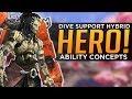 Dive Support Hybrid