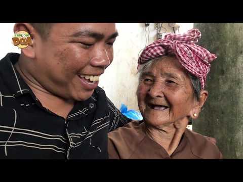 Tâm xe ôm cổ vũ bà ngoại bán vé số 91 tuổi chinh phục 100 triệu Thách thức danh hài 6 - Thời lượng: 15 phút.