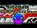 언더테일 노래로 만든 고퀄맵! freedom by mrpps and more