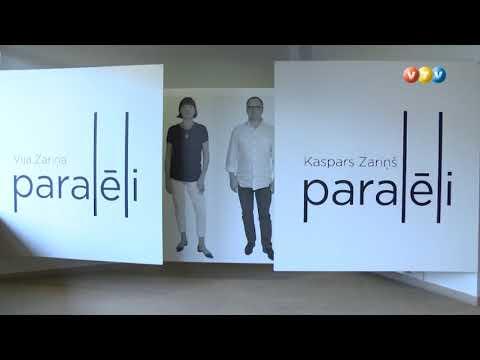"""Valmieras muzejā apskatāma izstāde """"Paralēli"""""""