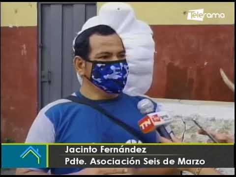 Preocupación en gremio de artesanos de las 6 de Marzo por protocolo para la venta de monigotes