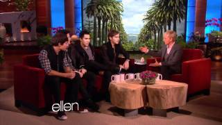 Nonton Big Time Rush on The Ellen Show Film Subtitle Indonesia Streaming Movie Download