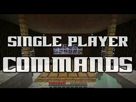 Single Player Commands SPC Mod