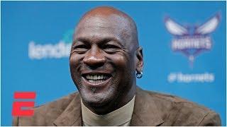 Michael Jordan jokes 6 titles more impressive than James Harden, Russ Westbrook streaks | NBA Sound