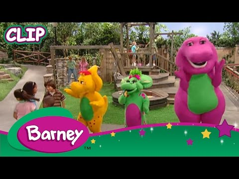 Barney - Butterflies and Bugs