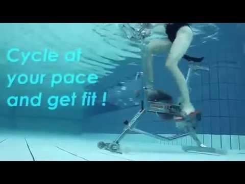 Waterflex Trainer completo aqua fitness FourSeasonStore.com