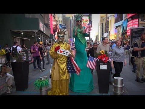 Franzosen in New York hoffen auf Diplomatie und Dia ...