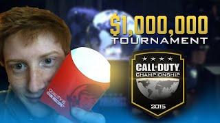1,000,000 Million Dollar Tournament - CoD Champs 2015!