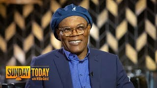 Samuel L. Jackson Talks 'Shaft,' Family Life And Becoming A Box Office Star   Sunday TODAY