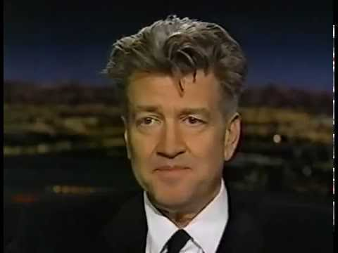David Lynch on The Late Late Show with Tom Snyder