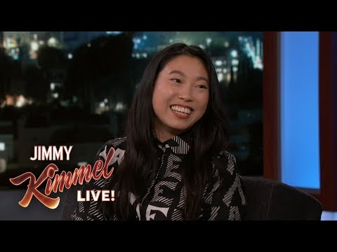 Awkwafina On Her Family, Her Name & Crazy Rich Asians