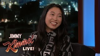 Video Awkwafina on Her Family, Her Name & Crazy Rich Asians MP3, 3GP, MP4, WEBM, AVI, FLV Agustus 2018