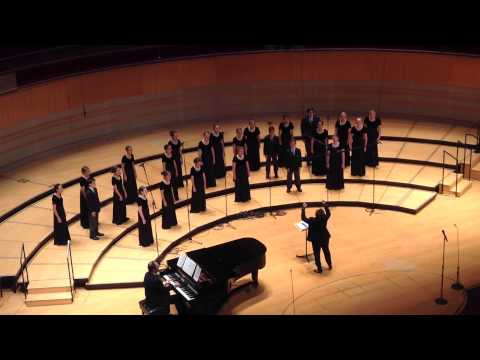 SJB Clover Choir Segerstrom Hall Performance