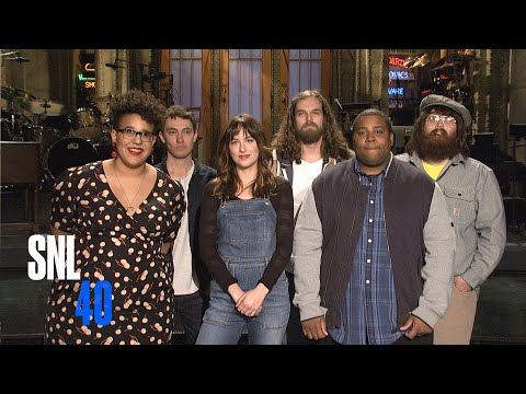 Saturday Night Live 40.14 (Preview 'Dakota Johnson with Alabama Shakes')