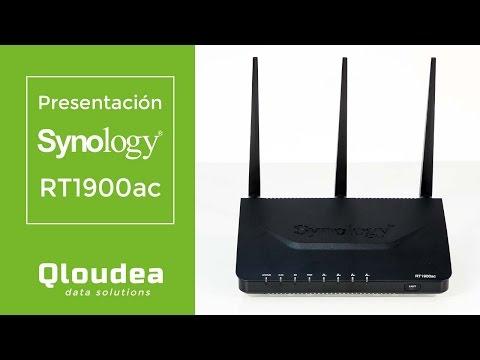 RT1900ac Router Wifi - Doble núcleo, 1 GHz, 256 MB DDR3 - 5GHz 4.6dBi