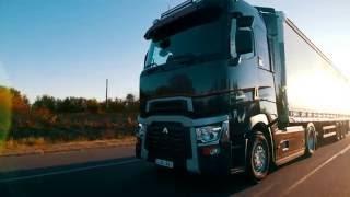 Tak wygląda praca kierowcy! Czyli noc w kabinie współczesnej ciężarówki!