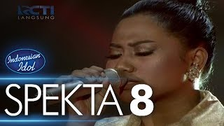 Video MARIA - CINTA DI UJUNG JALAN (Agnez Mo) - Spekta Show Top 8 - Indonesian Idol 2018 MP3, 3GP, MP4, WEBM, AVI, FLV Mei 2018