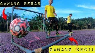 Video GAWANG BESAR vs GAWANG KECIL!!🔥(Beruntung Yang Dapat Gawang Kecil)😂 MP3, 3GP, MP4, WEBM, AVI, FLV Agustus 2018