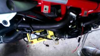 4. 2008 Ducati 848 problem
