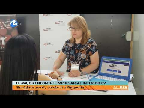 Noticia Enrédate Requena en Televisión Mediterráneo[;;;][;;;]