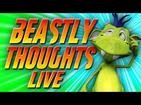 #BTL Beastly Thoughts LIVE! Ep. 64 – Black OPS 3 Trailer – Destiny House of Wolves
