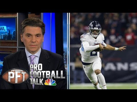 Video: Texans effectively end AFC South race with MNF win I Pro Football Talk I NBC Sports