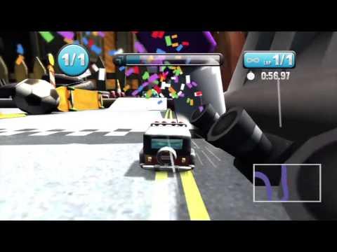 Super Toy Cars Wii U