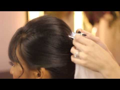Wedding Hairstyles That Look Good With Long Veils : Bridal & Special Event Hair