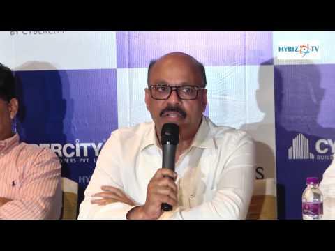 Murali Krishna-Cybercity 1000 Crore Marina Skies