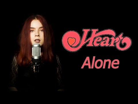 """Heart  """"Alone"""" Cover by Andrei Cerbu"""