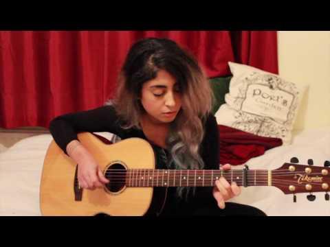 Alice Green - Anji/Angie (Simon and Garfunkel/ Davy Graham cover) (видео)