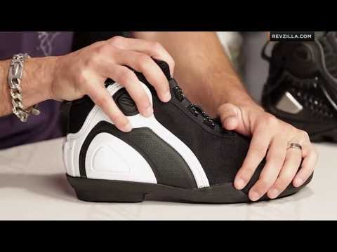 RevZillaTV - Dainese Asphalt C2B Shoes Review http://www.revzilla.com/motorcycle/dainese-asphalt-c2b-shoes The Dainese Asphalt C2B Shoes are the updated version for 2013 ...